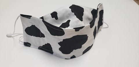 Spotty cow-