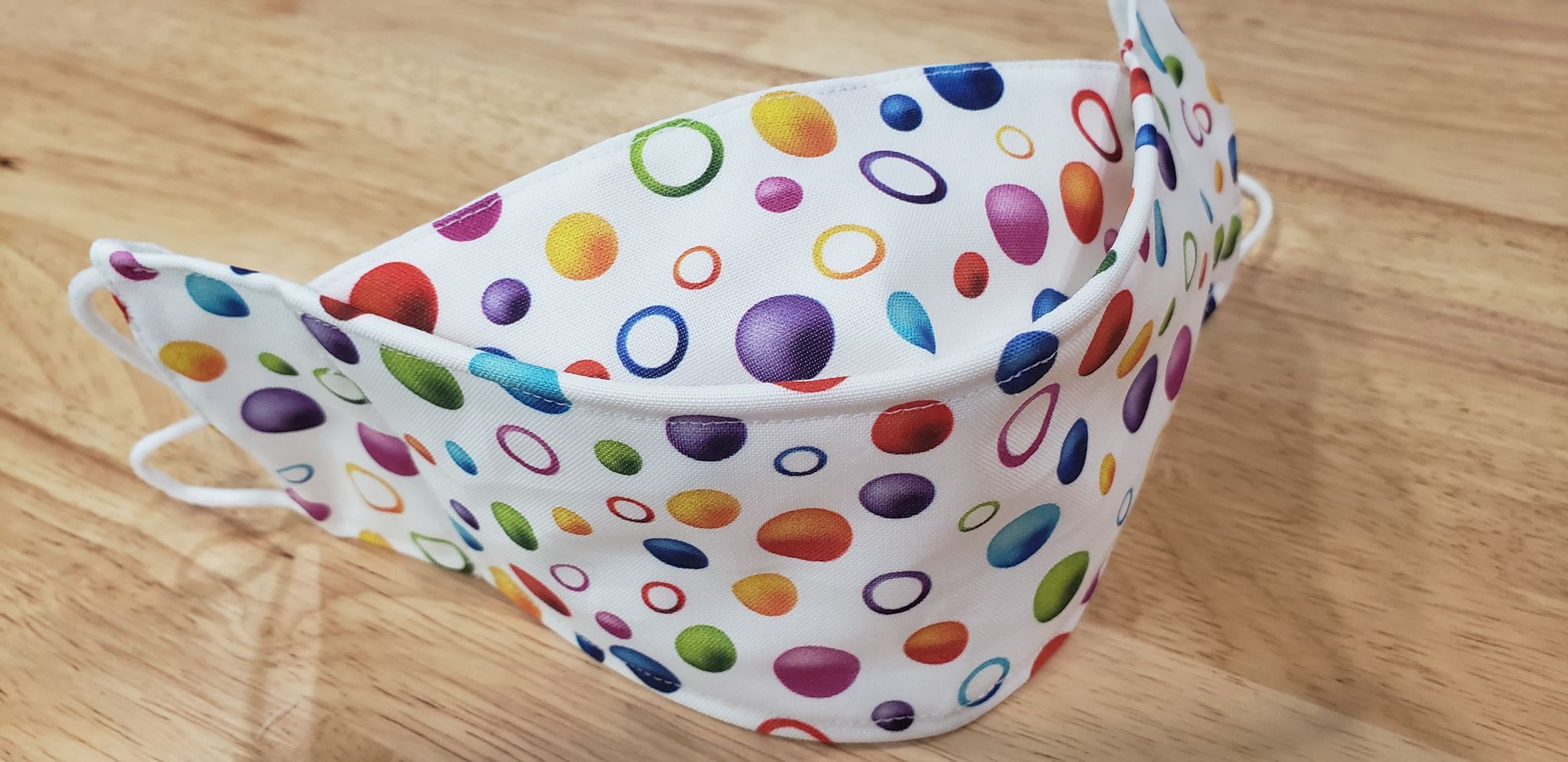 Colorful Dots-