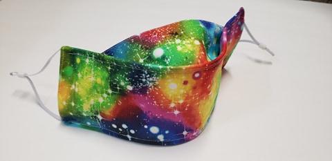 Tie Dye Galaxy-