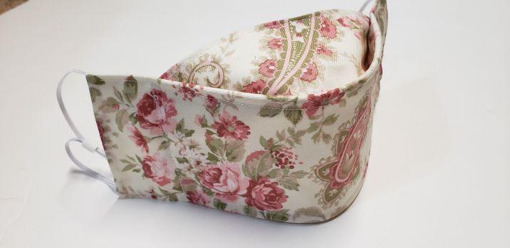 Vintage floral-